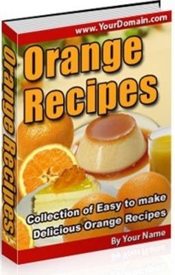 Product picture Delicious Orange Recipes