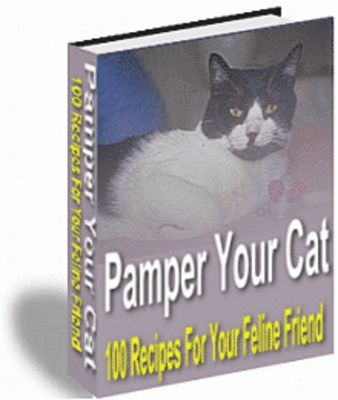 Product picture Pamper Your Cat