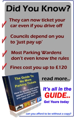 Product picture The Guide To No More Parking Tickets